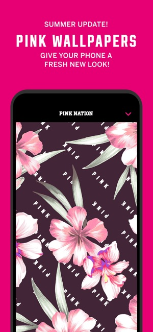 PINK Nation On The App Store