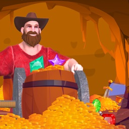 Gold Miner | Jewel Digger Game