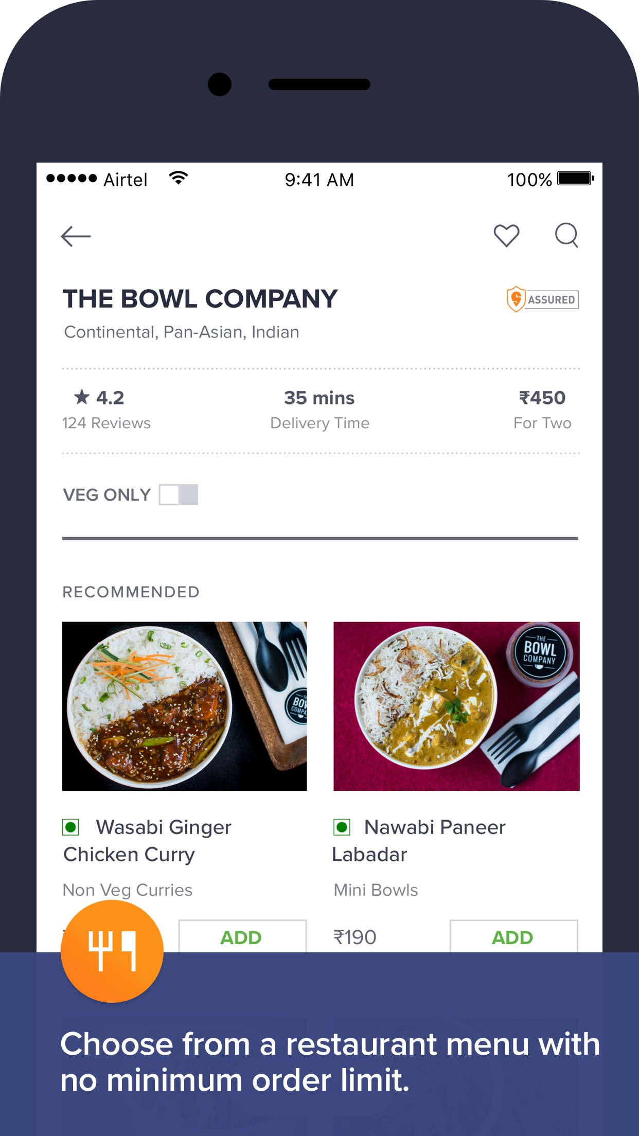 Swiggy Food Order & Delivery Screenshot