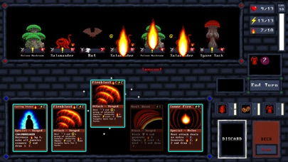 Screenshot 2 Card Quest - Card Combat Game