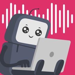 VoxRec Voice to Text Dictation