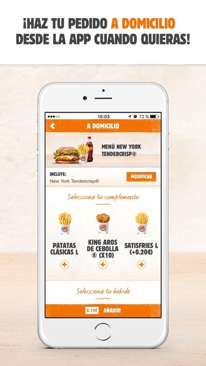 Burger King España screenshot-3