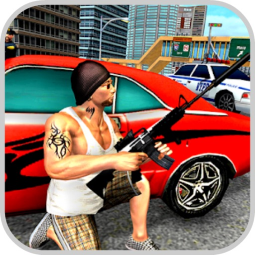 Gangster Kill: Shooting War iOS App