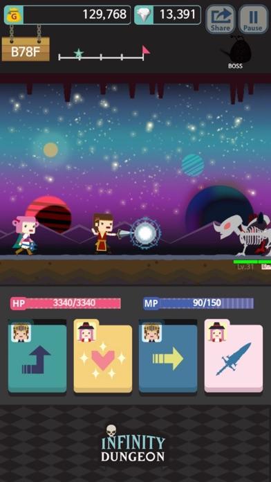 Infinity Dungeon! VIP Скриншоты5
