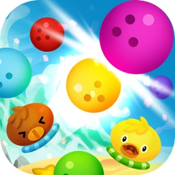 Shooter bubble pop puzzle