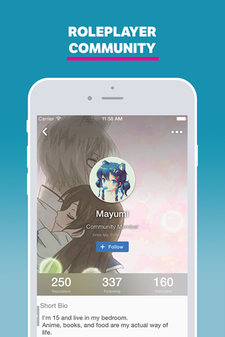 Virtual Space Amino for RP - náhled