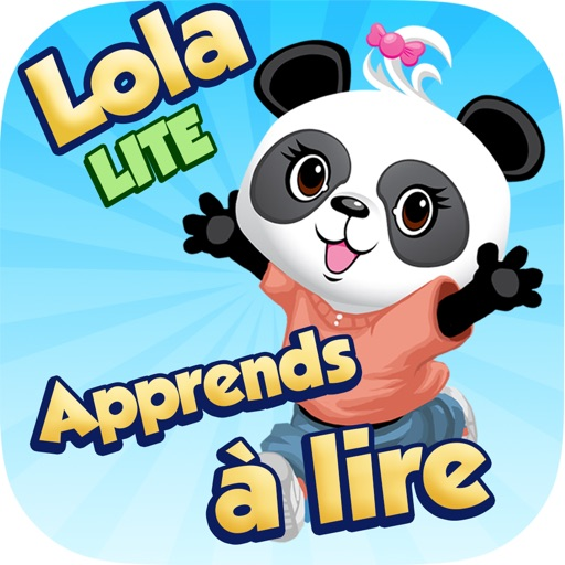 Apprends à lire avec Lola LITE