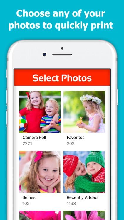 PhotoPrinty Photo Prints App