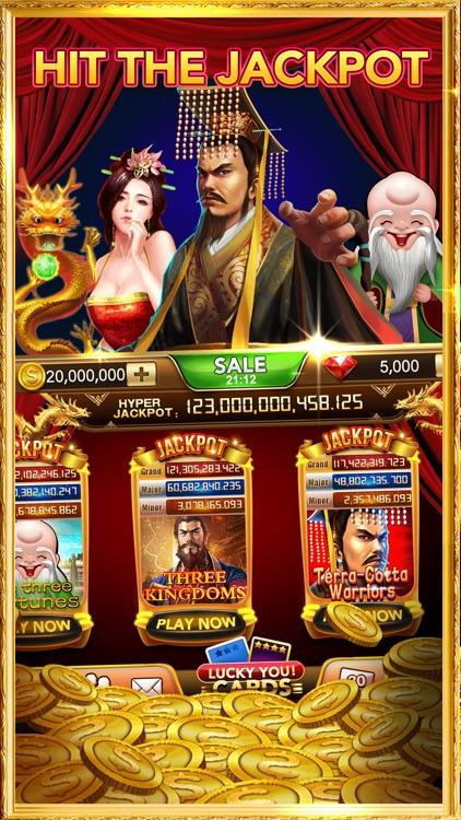 Luckyo Casino - Slots of Vegas screenshot-4