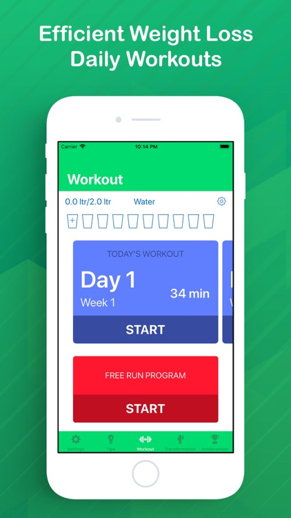 Calorie Burner - Weight Loss screenshot-4