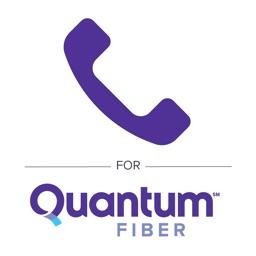 Quantum Fiber Connected Voice
