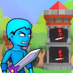 Hero Tower War: Castle Defense