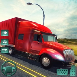 Truck Driving Simulation Game
