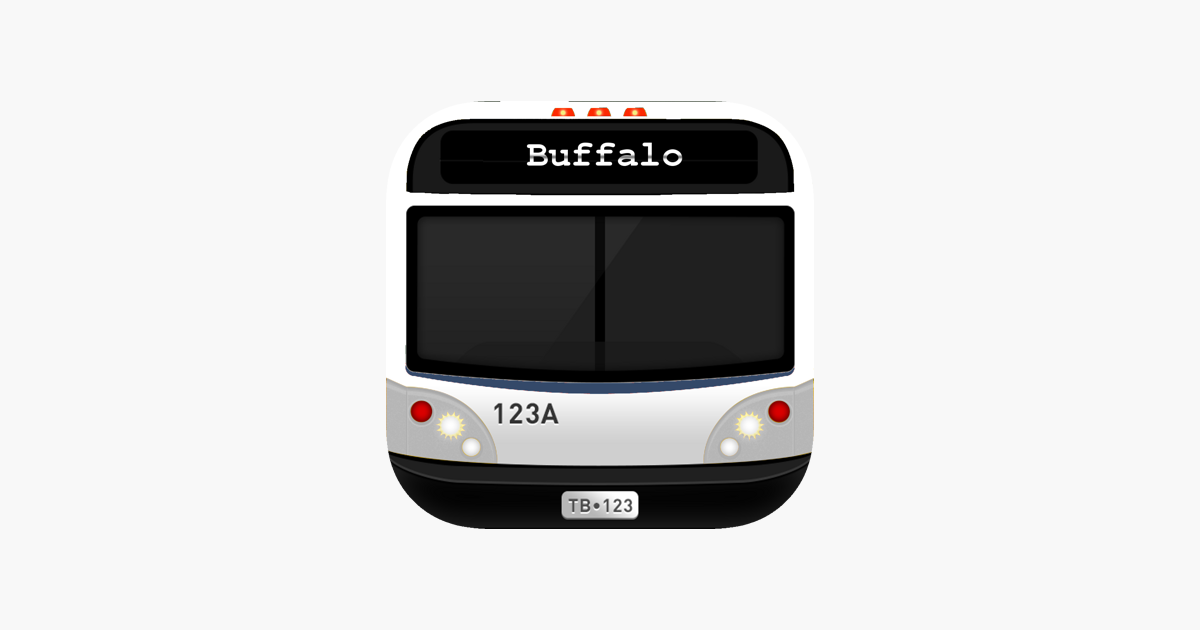 app store transit tracker buffalo. Black Bedroom Furniture Sets. Home Design Ideas