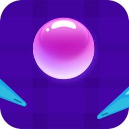 Nonstop balls Infinite bounce