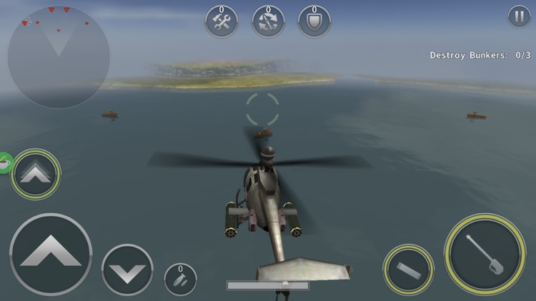 GUNSHIP BATTLE: 3D Action screenshot-5