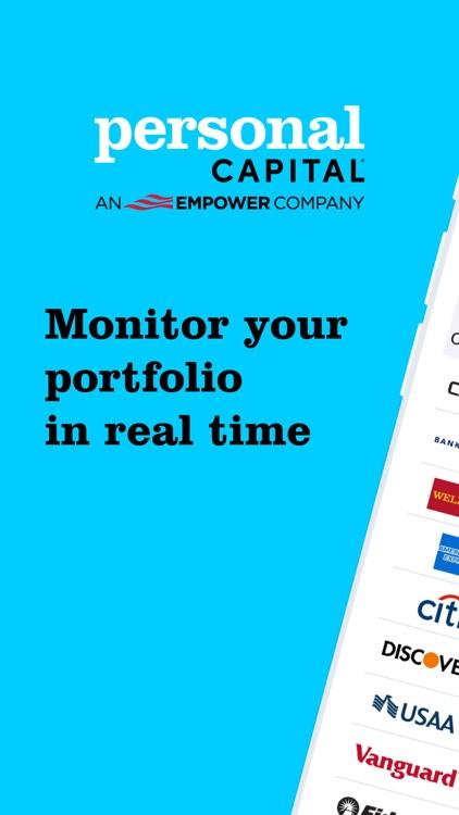 Personal Capital: Investing screenshot-0
