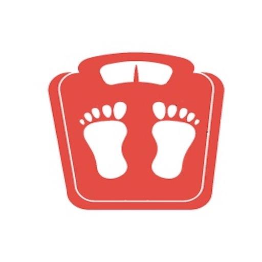 BMI Calculator – Weight track icon