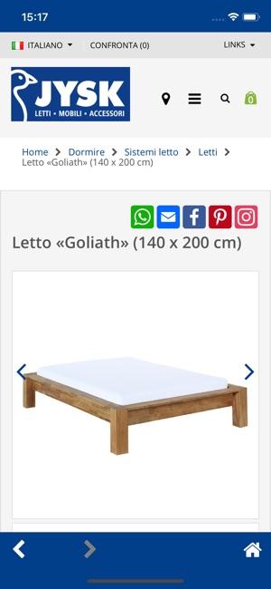 Jysk Letti Mobili Accessori.Jysk Letti Mobili Accessori Su App Store