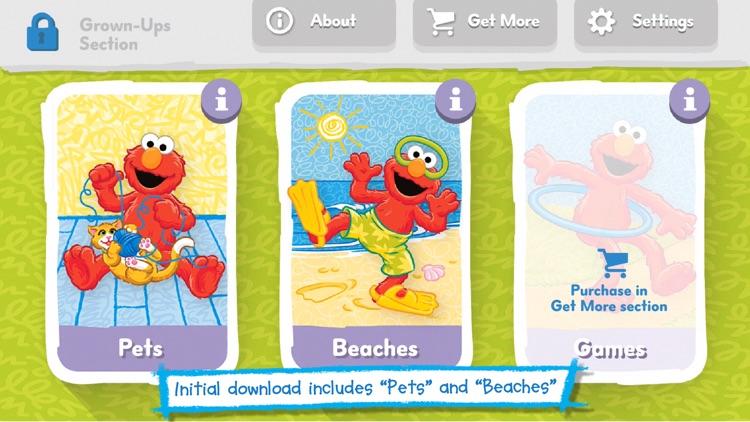 Elmo's World And You screenshot-4