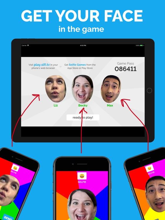 Selfie Games [TV]: Party Game screenshot-5
