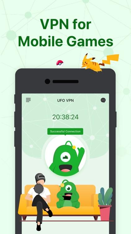 VPN - UFO VPN Hotspot