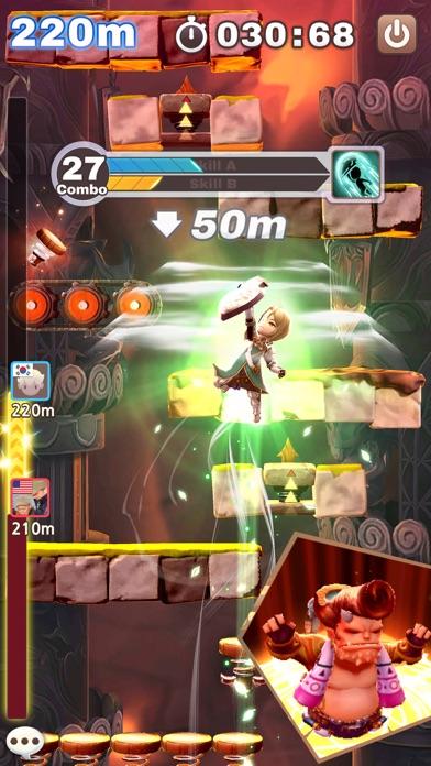 Jump Arena screenshot 2