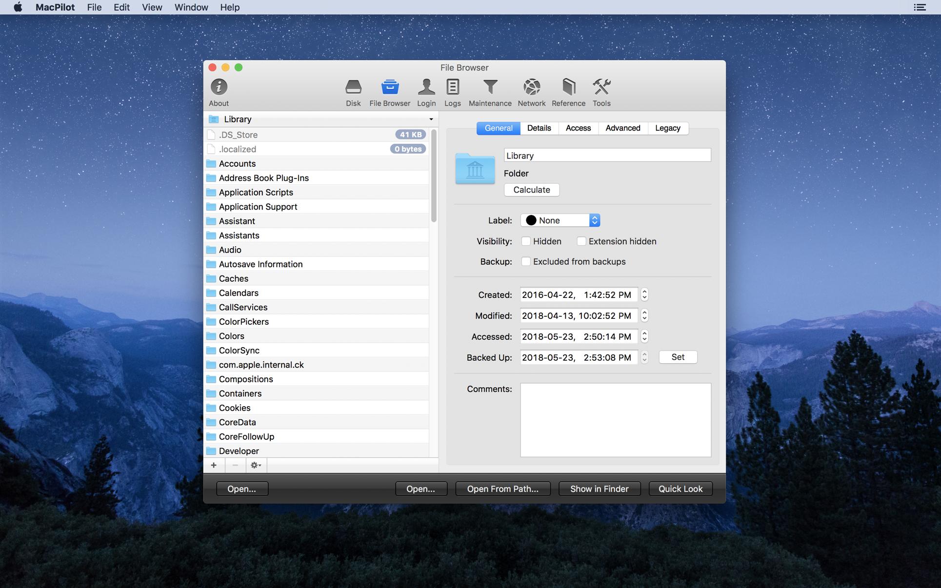MacPilot 13.0 Mac 破解版 Mac上优秀的系统辅助增强工具