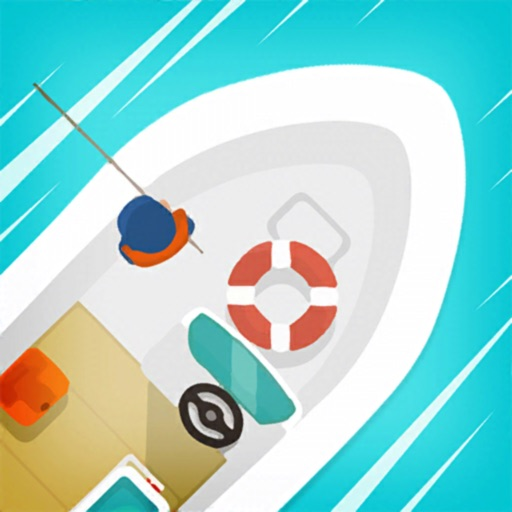 Hooked Inc: Fishing Games
