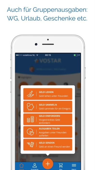 Vostar Geld Senden App Store Revenue Download