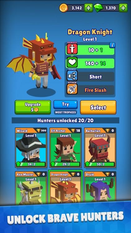 Hunt Royale: Epic PvP Battle screenshot-3