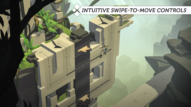 Lara Croft GO screenshot-1