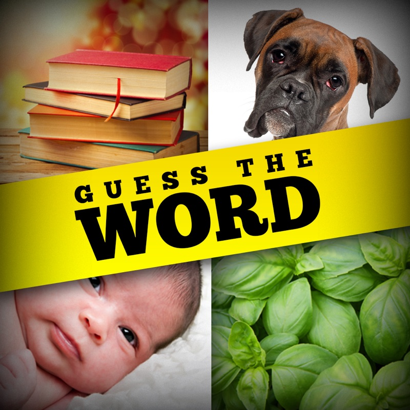 Guess The Word - 4 Pics 1 Word Hack Tool