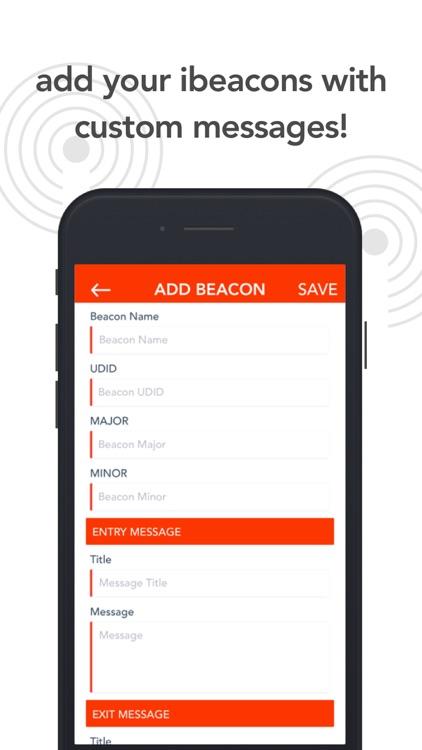 idex to showcase iBeacon Ideas screenshot-3