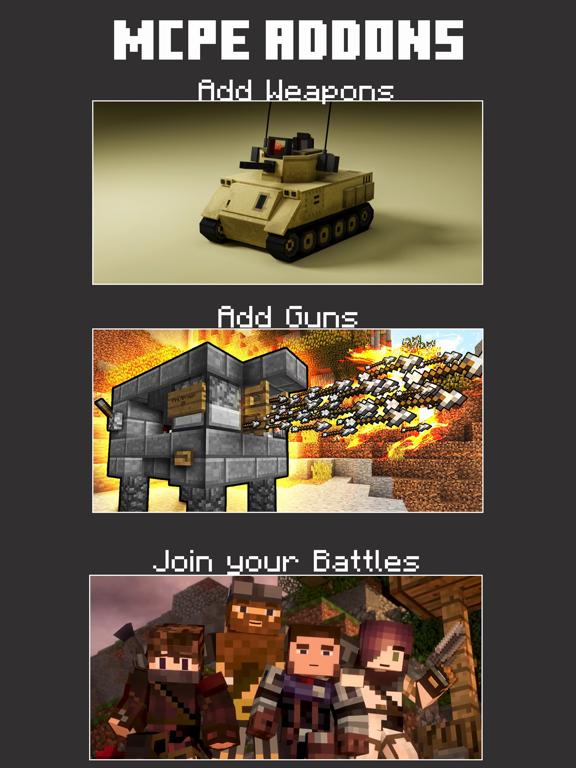 Addons for Minecraft .のおすすめ画像2