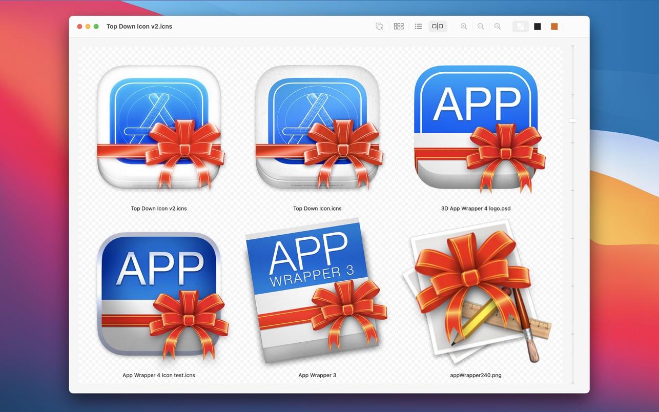 Iconographer Mini 1.2 Mac 破解版 图标设计软件