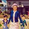 真实的 奶奶 梦 家庭 游戏