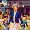 Real Granny- Dream Family Game