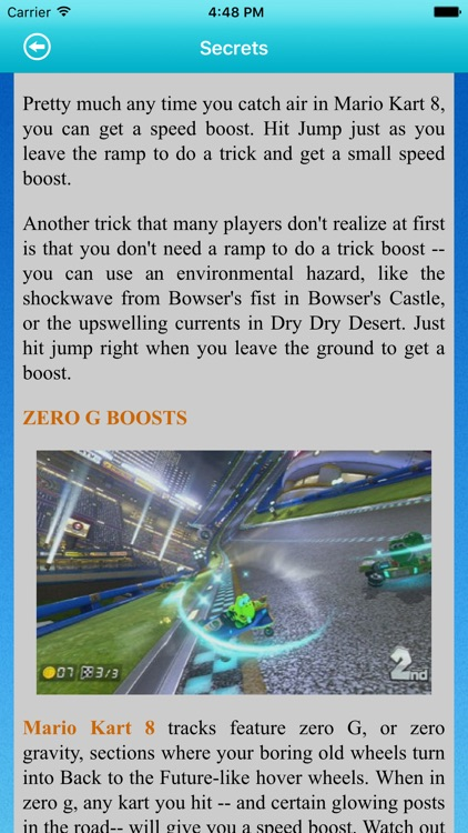 Expert Guide For Mario Kart 8 screenshot-3