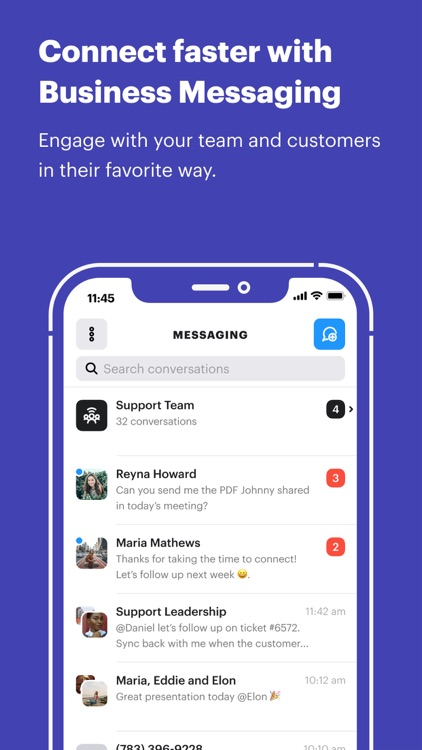 Cytracom Mobile screenshot-3