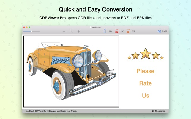 CDRViewer Pro