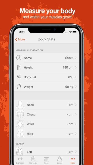 Fitness Point Pro screenshot 6
