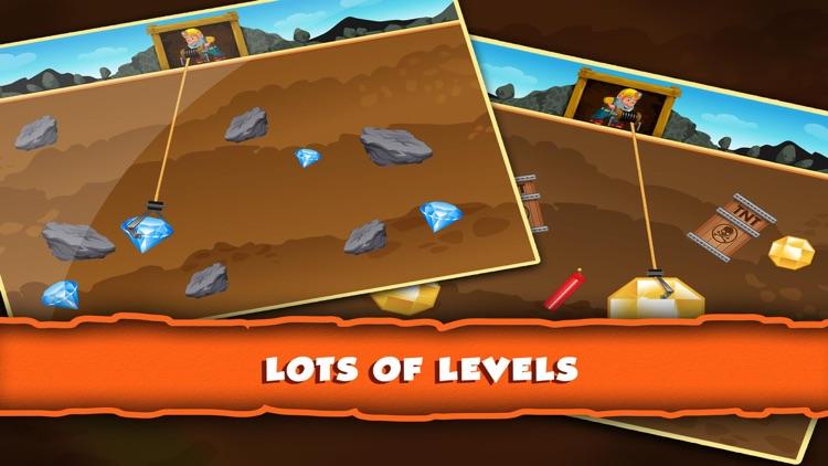 Gold Rush Digger Prize Miner screenshot-6