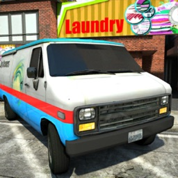 Laundry Van Delivery Simulator