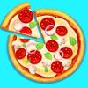 披萨游戏: 餐厅厨房烹饪女生小游戏大全