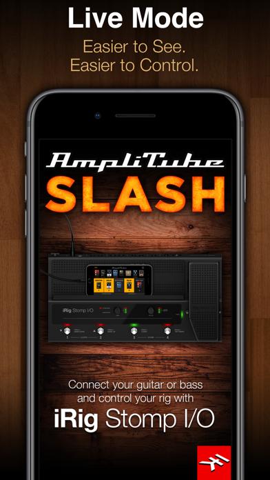 Screenshot #3 pour AmpliTube Slash