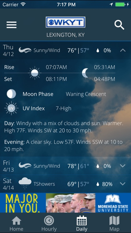 WKYT Weather+Traffic screenshot-4