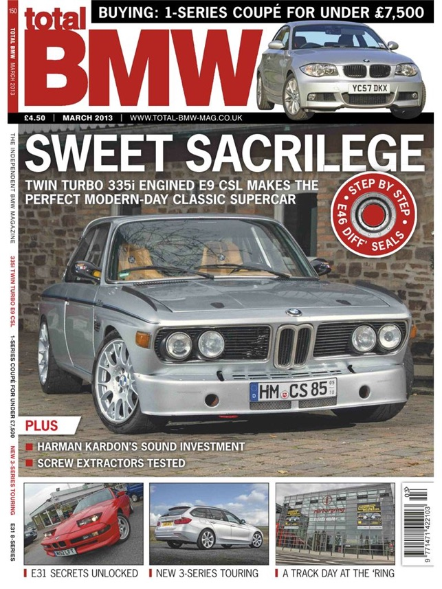 Total BMW Magazine on the App Store