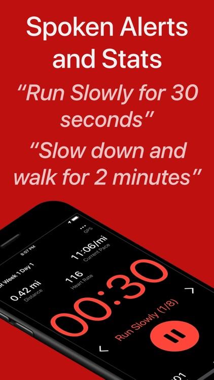 None to Run: Beginner, 5k, 10K screenshot-7