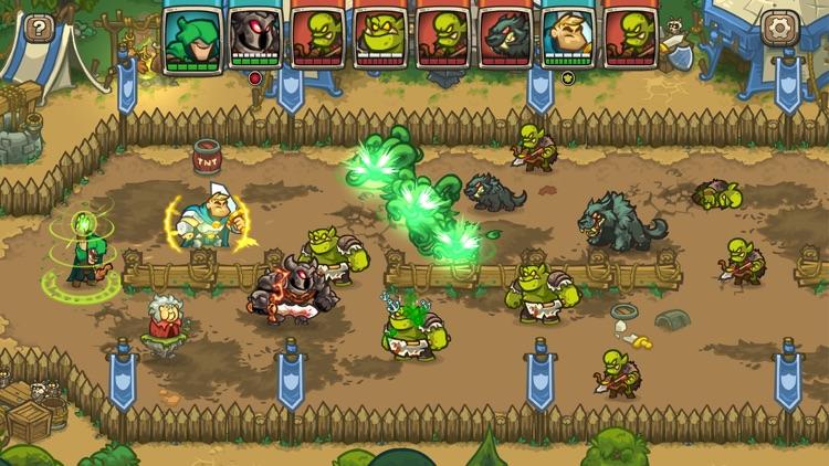 Legends of Kingdom Rush - RPG screenshot-3
